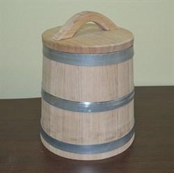 Кадка 20 литров Бондарная лавка - фото 10104