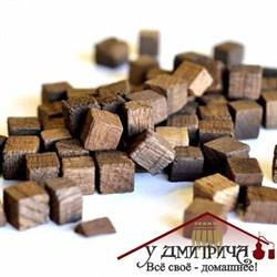 Дубовые кубики Кавказский скальный дуб 250 гр на 50 л напитка - фото 10132