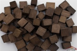 Дубовые кубики Кавказский скальный дуб 250 гр на 50 л напитка - фото 10133