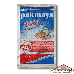 Дрожжи Pakmaya Cristal ( 80 шт в коробке) - фото 10278