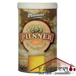 MUNTONS PILSNER, 1,5 КГ - фото 10422