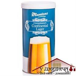 MUNTONS CONTINENTAL LAGER, 1,8 КГ - фото 10424
