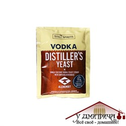 Спиртовые дрожжи Still Spirits Vodka, 72 г - фото 10452