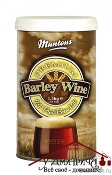 MUNTONS BARLEY WINE KIT, 1,5 КГ - фото 10676