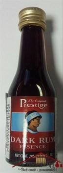 Эссенция Prestige PR Dark Rum 20мл - фото 10715