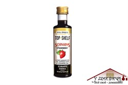 Still Spirits Top Shelf Strawberry Schnapps - фото 10738