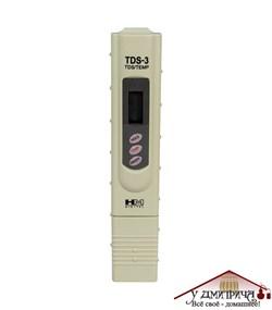TDS метр TDS-3 - фото 10769