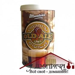 Muntons Premium Old Ale, 1.5 кг - фото 10803