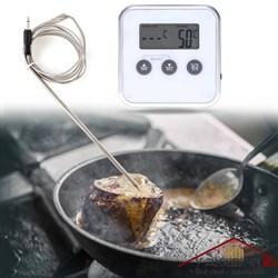 Термометр с установкой температуры продукта - фото 10898