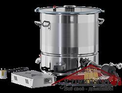 ТЭН кламп 3 кВт с плавной регулировкой Люкссталь 5 - фото 10930
