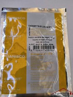 Закваска Даниско Choozit TA 61 (ТА 60, ТА 62) LYO 125 DCU для производства сыров (термофильные культуры) - фото 10945