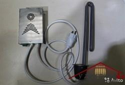 ТЭН кламп 3 кВт с плавной регулировкой Люкссталь 5, Люкссталь 6 - фото 10996