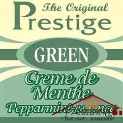Эссенция Prestige Green Peppermint (Мятный Ликер) 20 ml - фото 11100