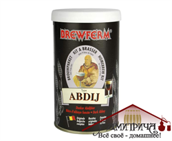Солодовый экстракт Brewferm ABDIJ 1,5 кг - фото 11710