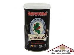 Солодовый экстракт Brewferm CHRISTMAS 1,5 кг - фото 11711