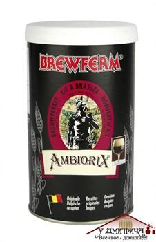 Солодовый экстракт Brewferm AMBIORIX 1,5 кг - фото 11712