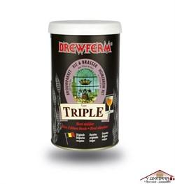 Солодовый экстракт Brewferm Tripel 1,5 кг - фото 11715