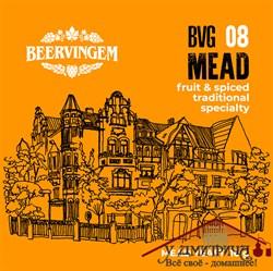 винные дрожжи для медовухи Mead BVG-08, 10 г - фото 11833