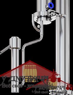 Попугай подвесной стальной Алкокомплект - фото 11904