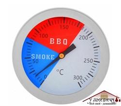 Термометр для гриля с винтом секторный - фото 11983
