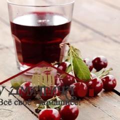 Сок концентрированный вишневый - фото 9750