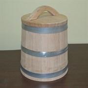 Кадка 15 литров Бондарная лавка