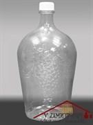 "Стеклянная бутылка  ""Ровоам"" 4,5 литра"