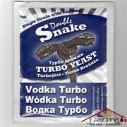 Турбо дрожжи Double Snake Vodka