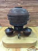 Глиняный набор Премиум для первых и вторых блюд.