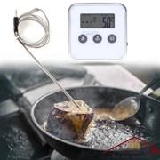 Термометр с установкой температуры продукта