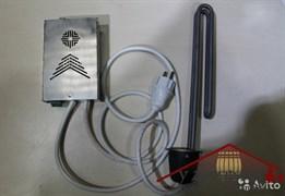 ТЭН кламп 3 кВт с плавной регулировкой Люкссталь 5, Люкссталь 6