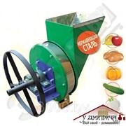 Измельчитель овощей и фруктов ручной (нержавеющая сталь)