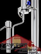 Попугай подвесной стальной Алкокомплект