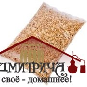 Щепа (100% дуб) для копчения и гриля 500 г