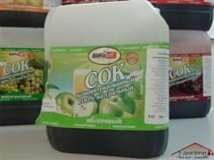 Сок концентрированный Яблочный Баринофф 2,5-2,8%