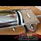 Шприц колбасный  HAKKA нерж., 3 литра горизонтальный - фото 8978
